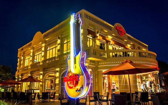 Hard Rock Cafe Sharm Prices