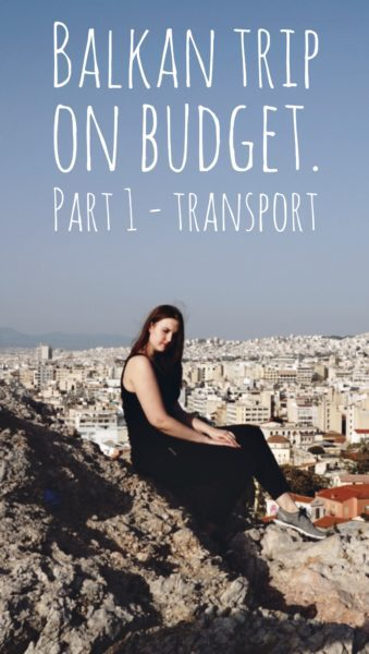 Balkan trip on a budget