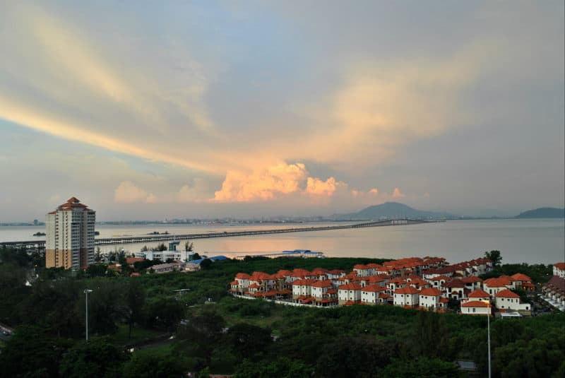 BalconyViewPenangMalaysia