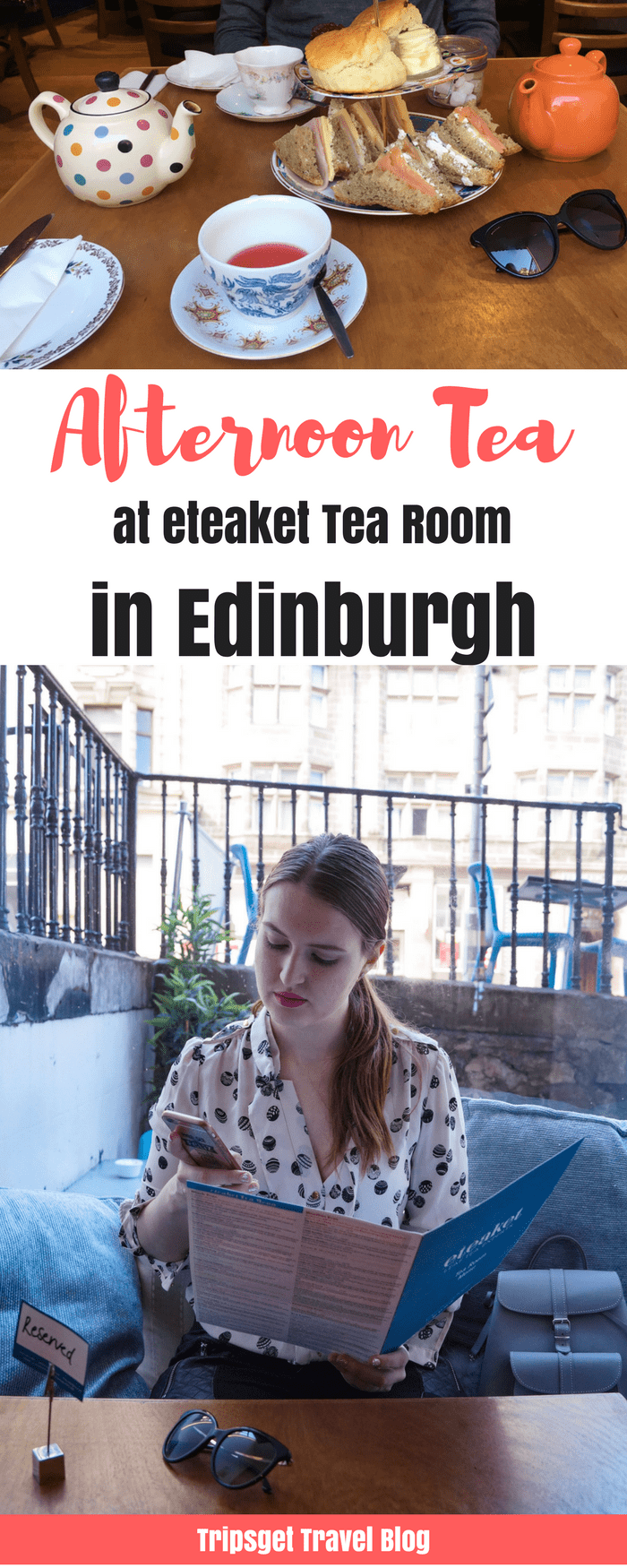 Great Afternoon Tea in Edinburgh - eteaket tea room