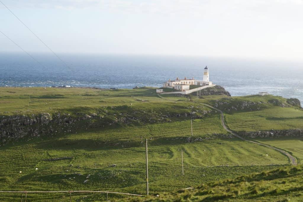 the Neist Point, The Isle of Skye, Scotland