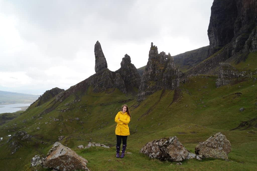 Isle of Skye weather - what to wear
