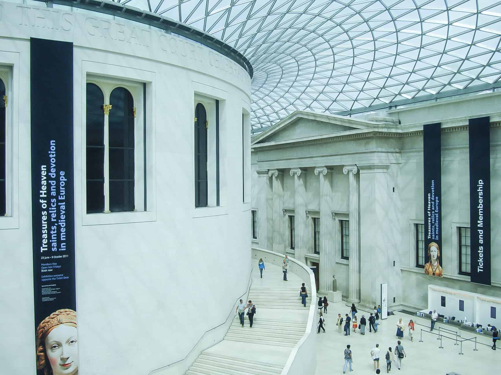 British Museum - free things to do in London