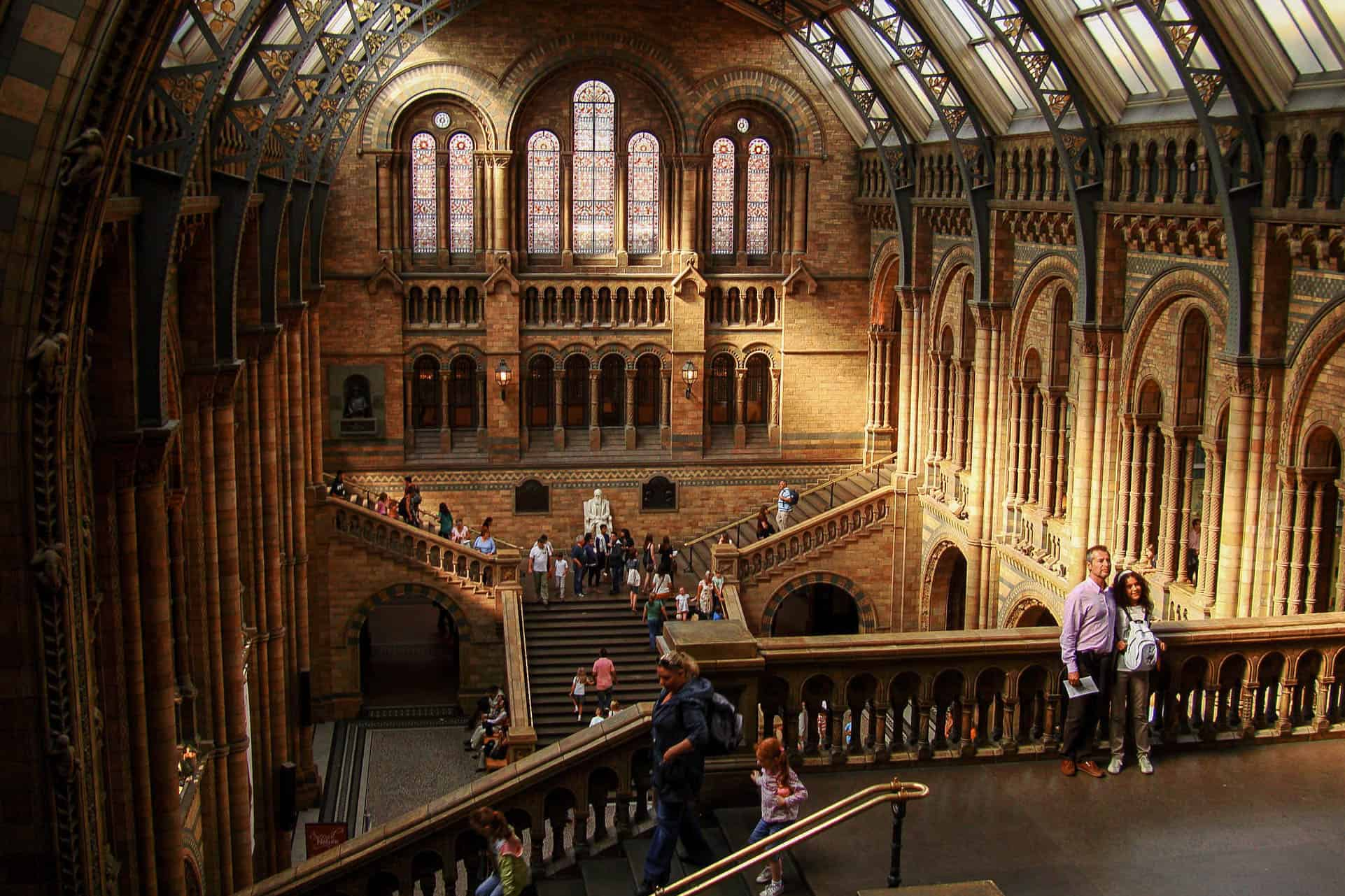 Museum of Natural History - free things to do in London