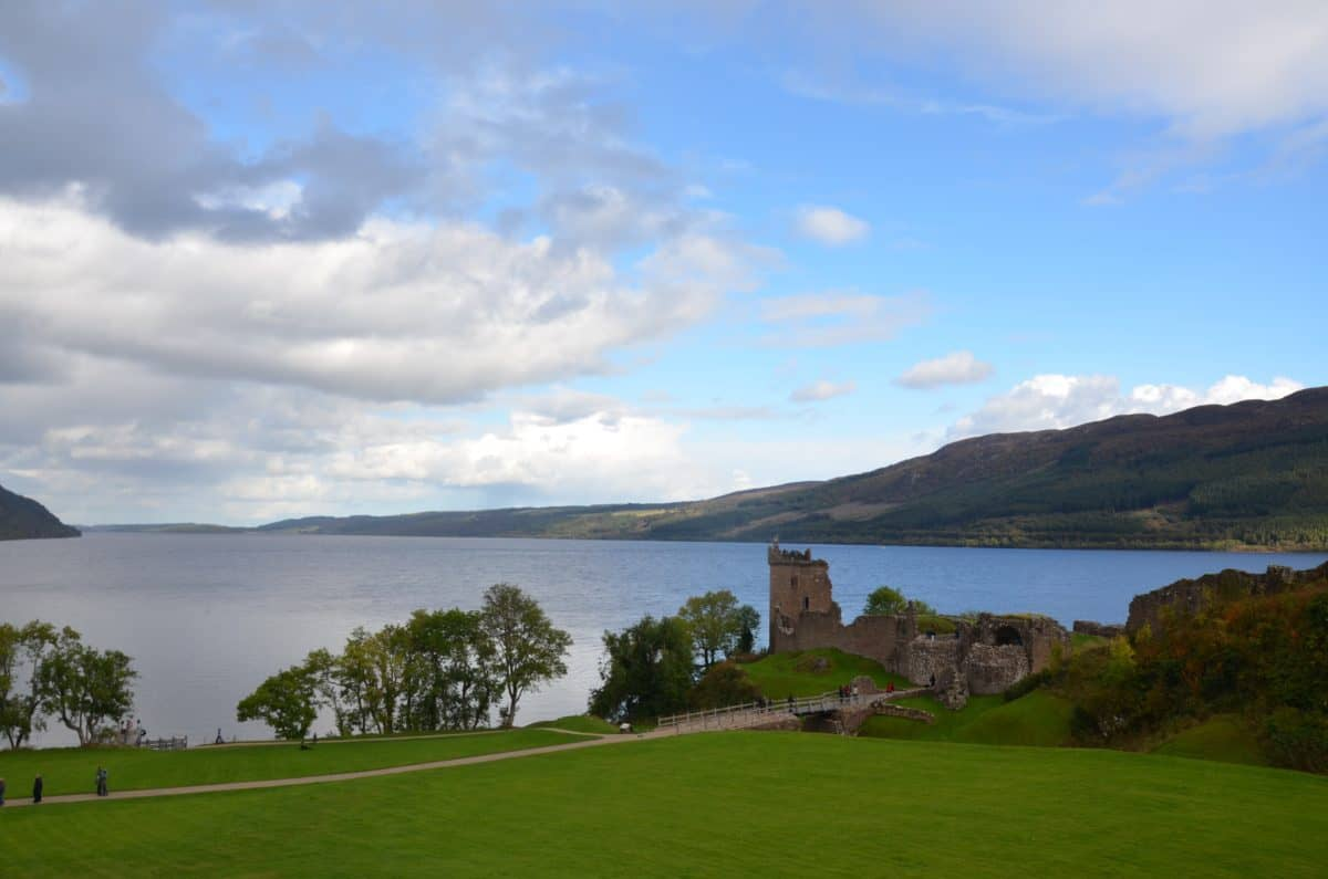 Loch Ness & Inverness day trip from Edinburgh