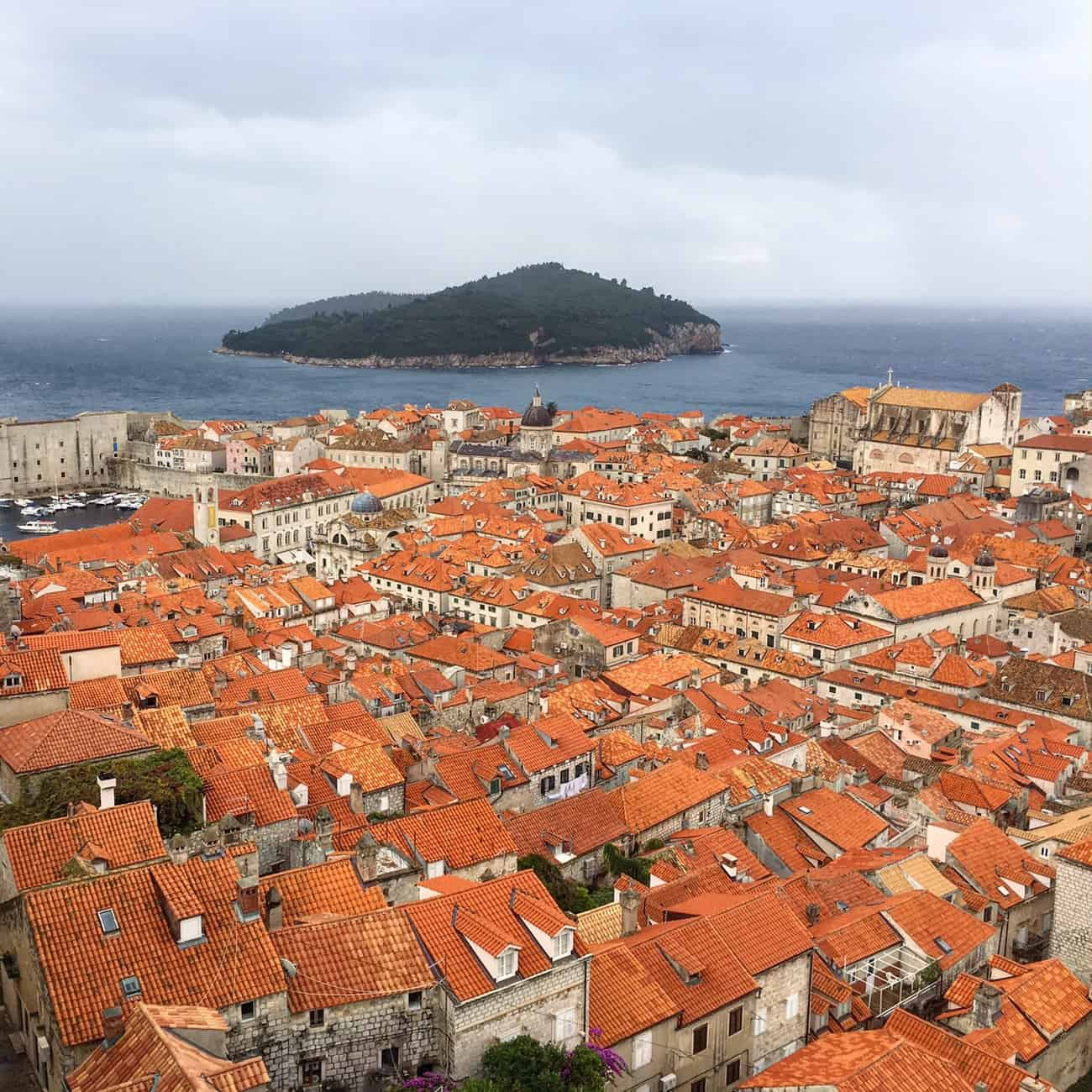 Worst hostel in Dubrovnik